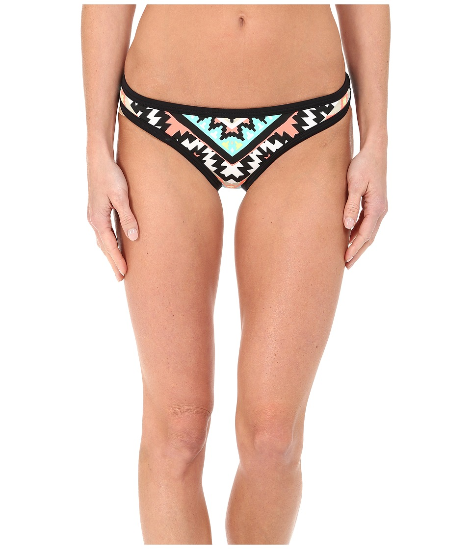 Seafolly - Kasbah Scuba Hipster Bottom (Nectarine) Women's Swimwear