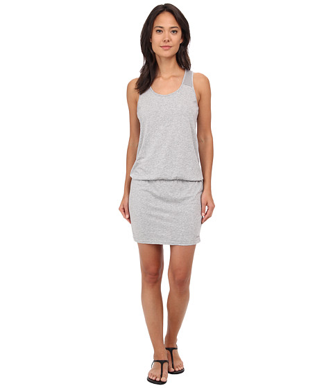 Bench - Lollyice Dress (Grey Marl) Women