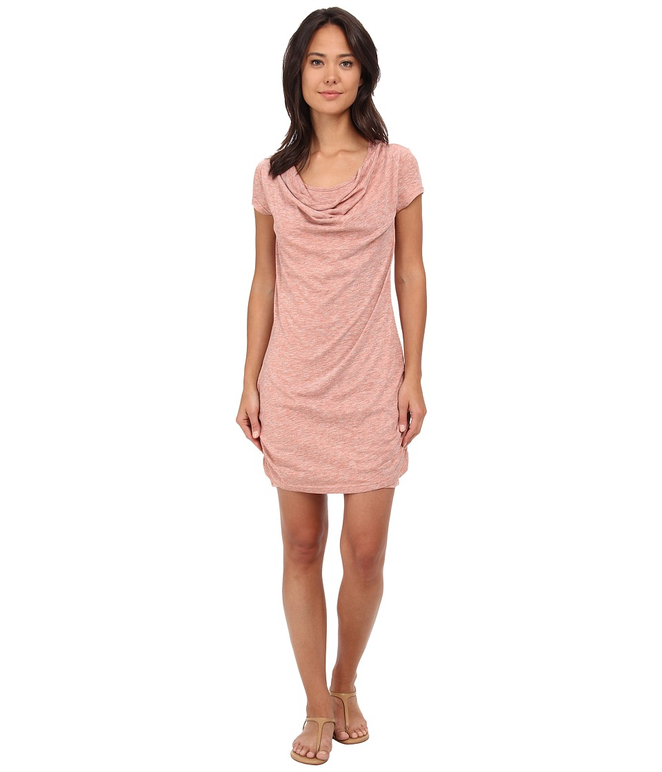 Bench - Creativedirection Dress (Coral Marl) Women's Dress