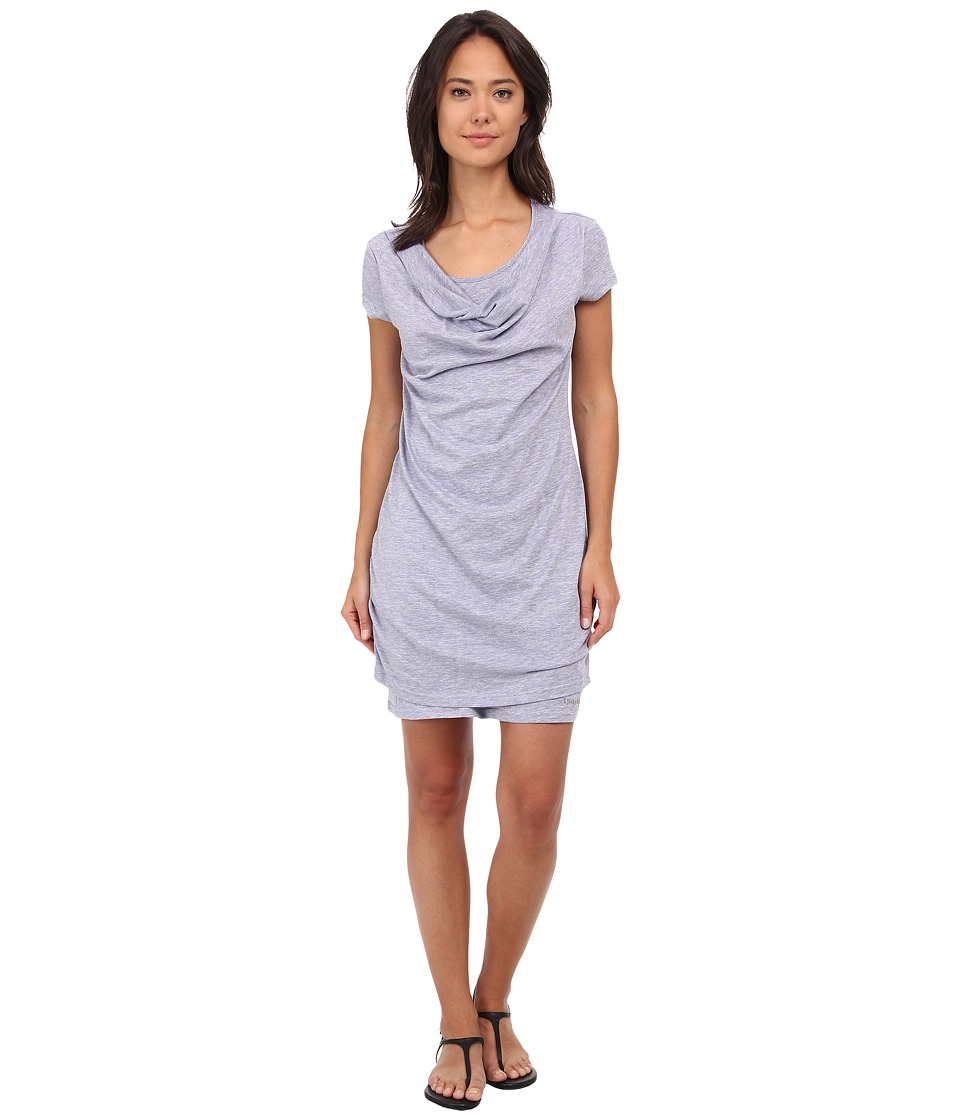 Bench - Creativedirection Dress (Deep Periwinkle Marl) Women's Dress