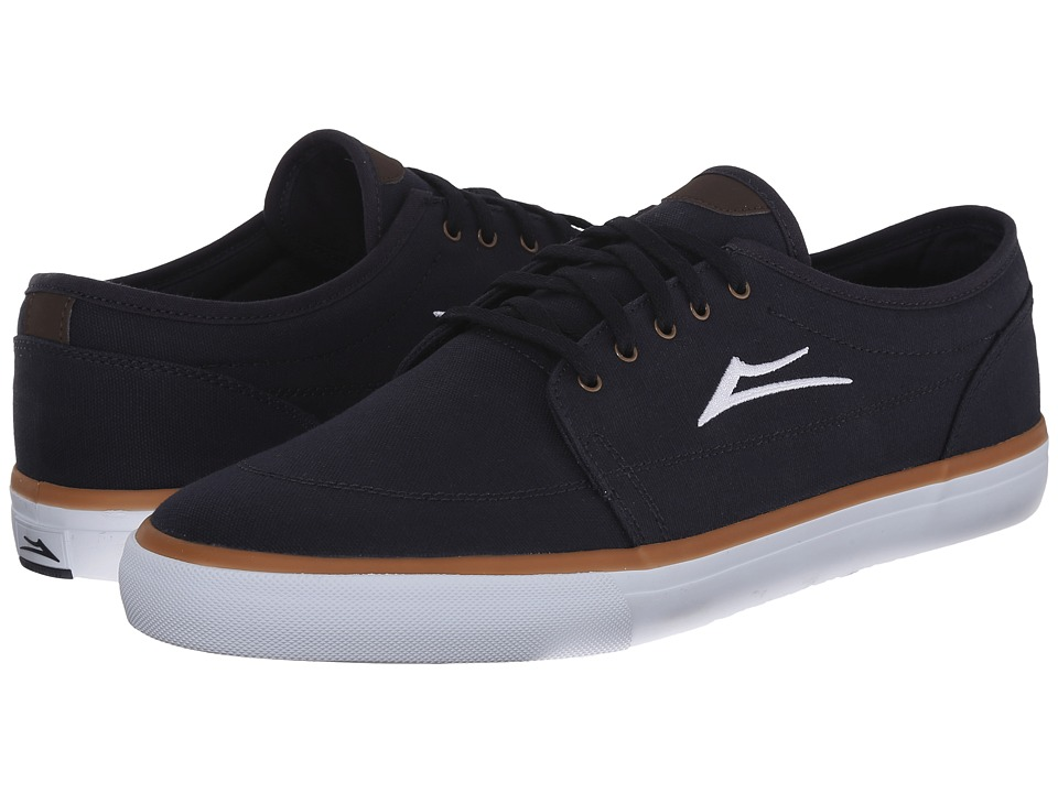 Lakai Madison Midnight Canvas Mens Skate Shoes