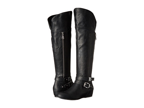 G by GUESS - Gaines (Black) Women's Pull-on Boots
