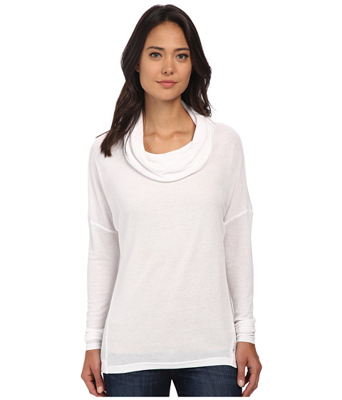 Bench - Highphen Overhead Pullover (Bright White) Women's Clothing