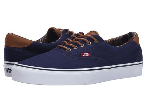 Vans - Era 59 ((C&L) Eclipse/Geo Weave) Skate Shoes