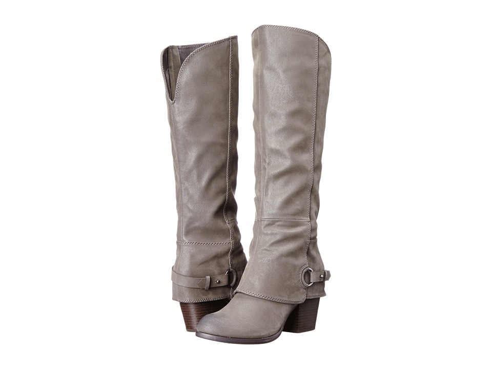 Fergalicious - Lexy (Grey) Women's Shoes