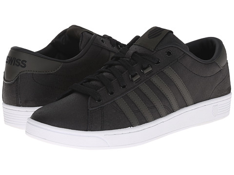 K-Swiss - Hoke C CMF (Black/Forest Night/White) Men's Shoes
