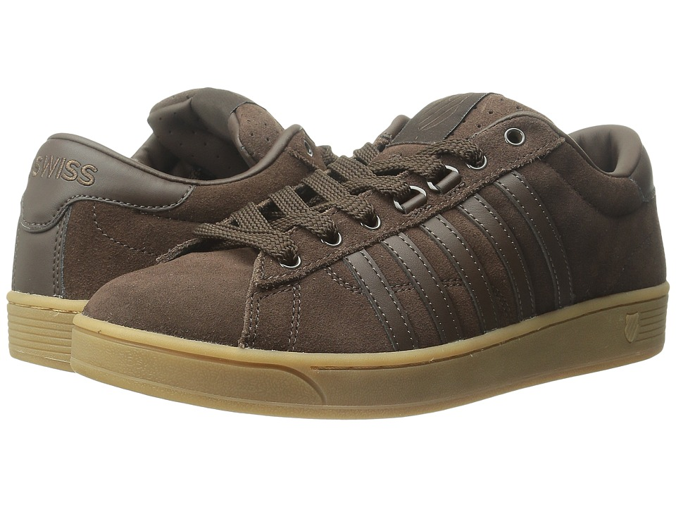 K-Swiss - Hoke SDE CMF (Chocolate/Gum) Men's Shoes