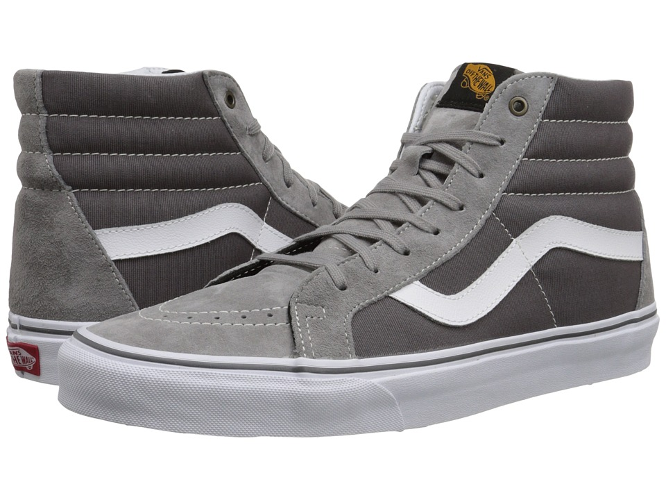 Vans - SK8-Hi Reissue ((Surplus) Frost Gray/Pewter) Skate Shoes