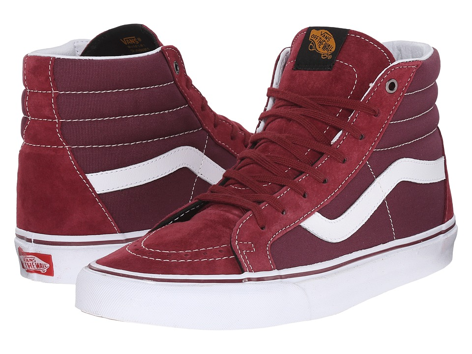 Vans - SK8-Hi Reissue ((Surplus)Port Royale/Port) Skate Shoes