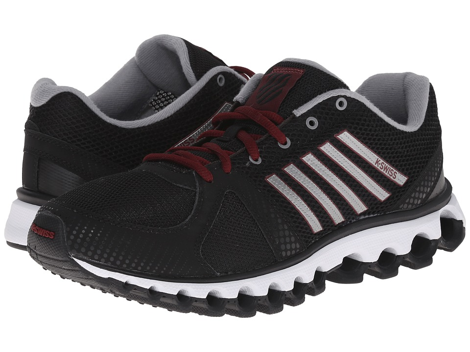 K-Swiss - X-160 CMF (Black/Neutral Grey/Cordovan) Men's Cross Training Shoes