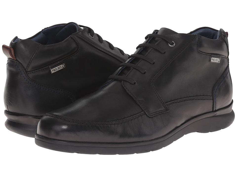 Pikolinos San Lorenzo M1C-8046 (Black) Men