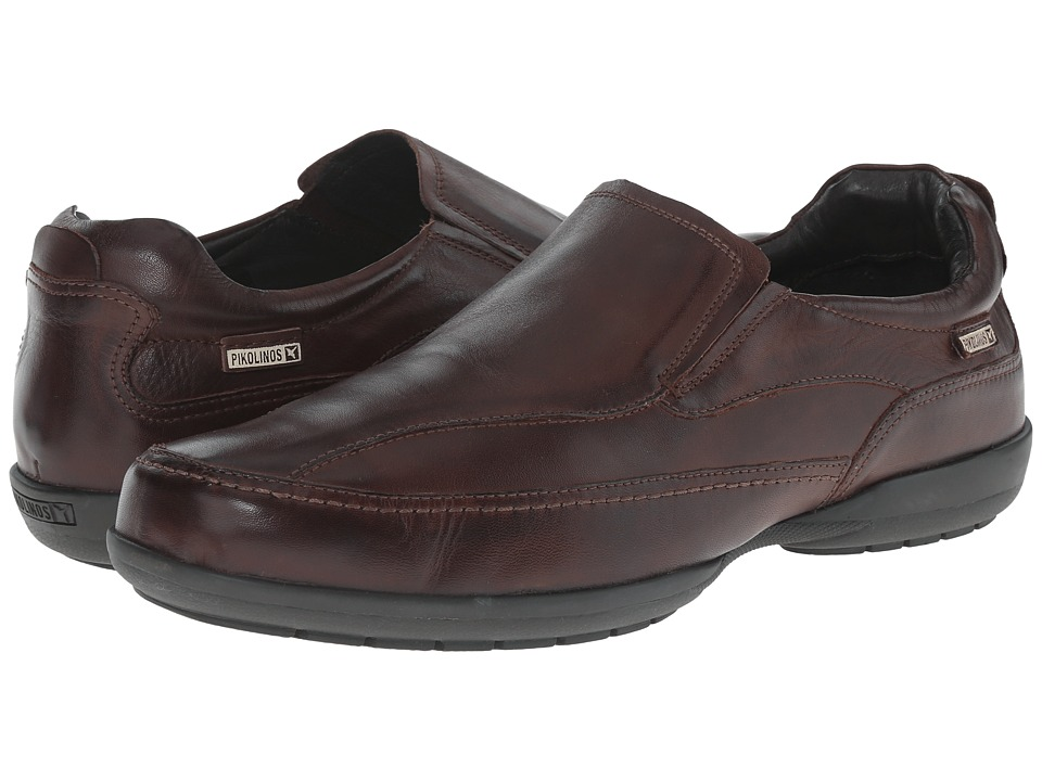 Pikolinos - Vancouver 02T-6891C1 (Olmo) Men's Shoes