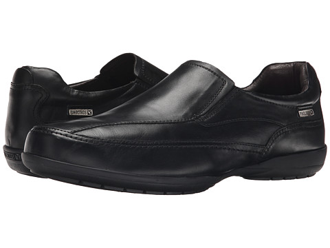Pikolinos - Vancouver 02T-6891C1 (Black) Men's Shoes