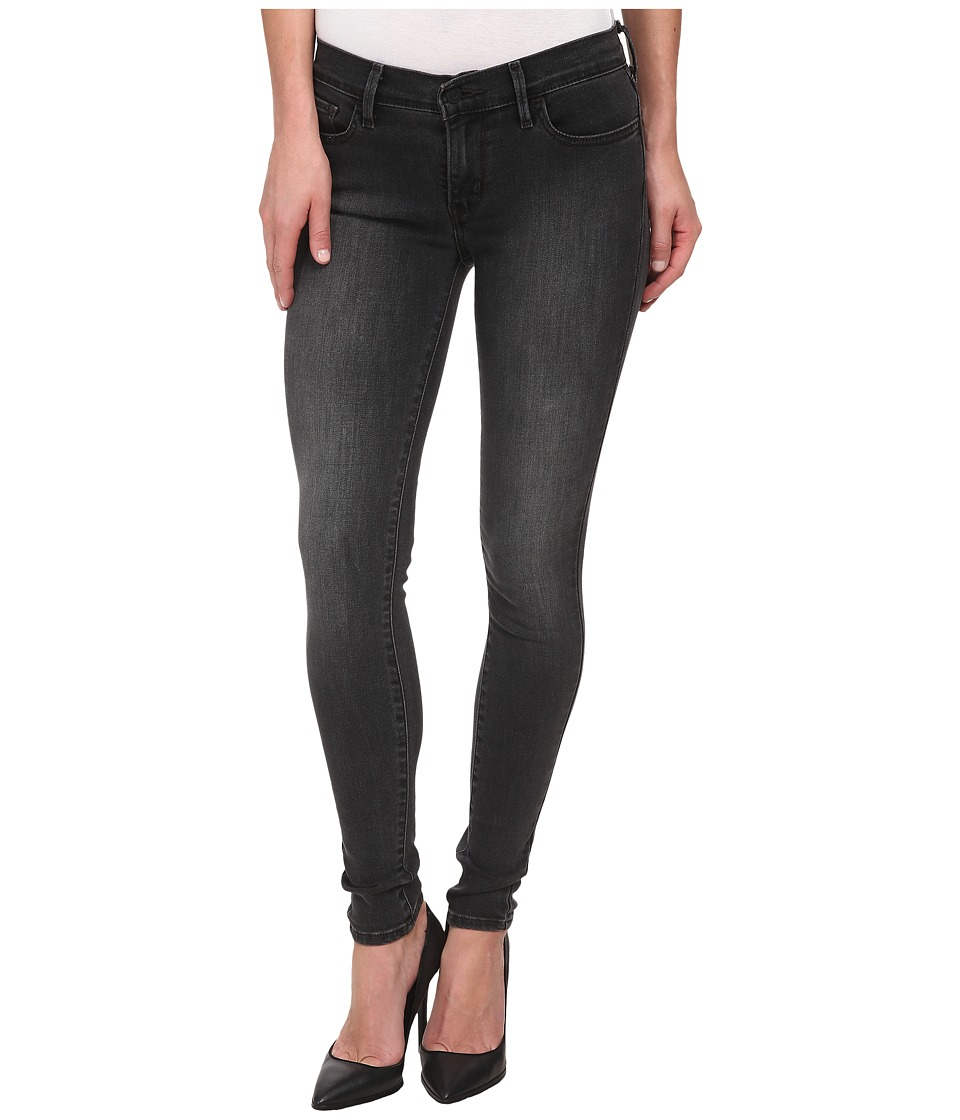 Levi's(r) Womens - 710 Super Skinny (New Lead Grey) Women's Jeans