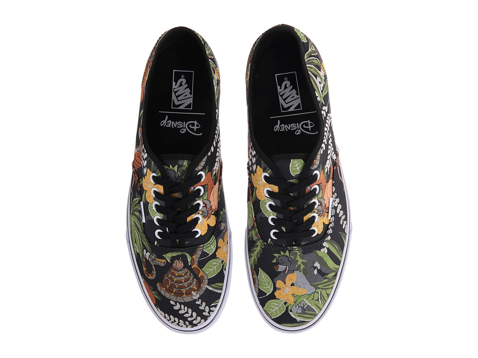 Disney Authentic ((Disney) The Jungle Book/Black) Skate Shoes