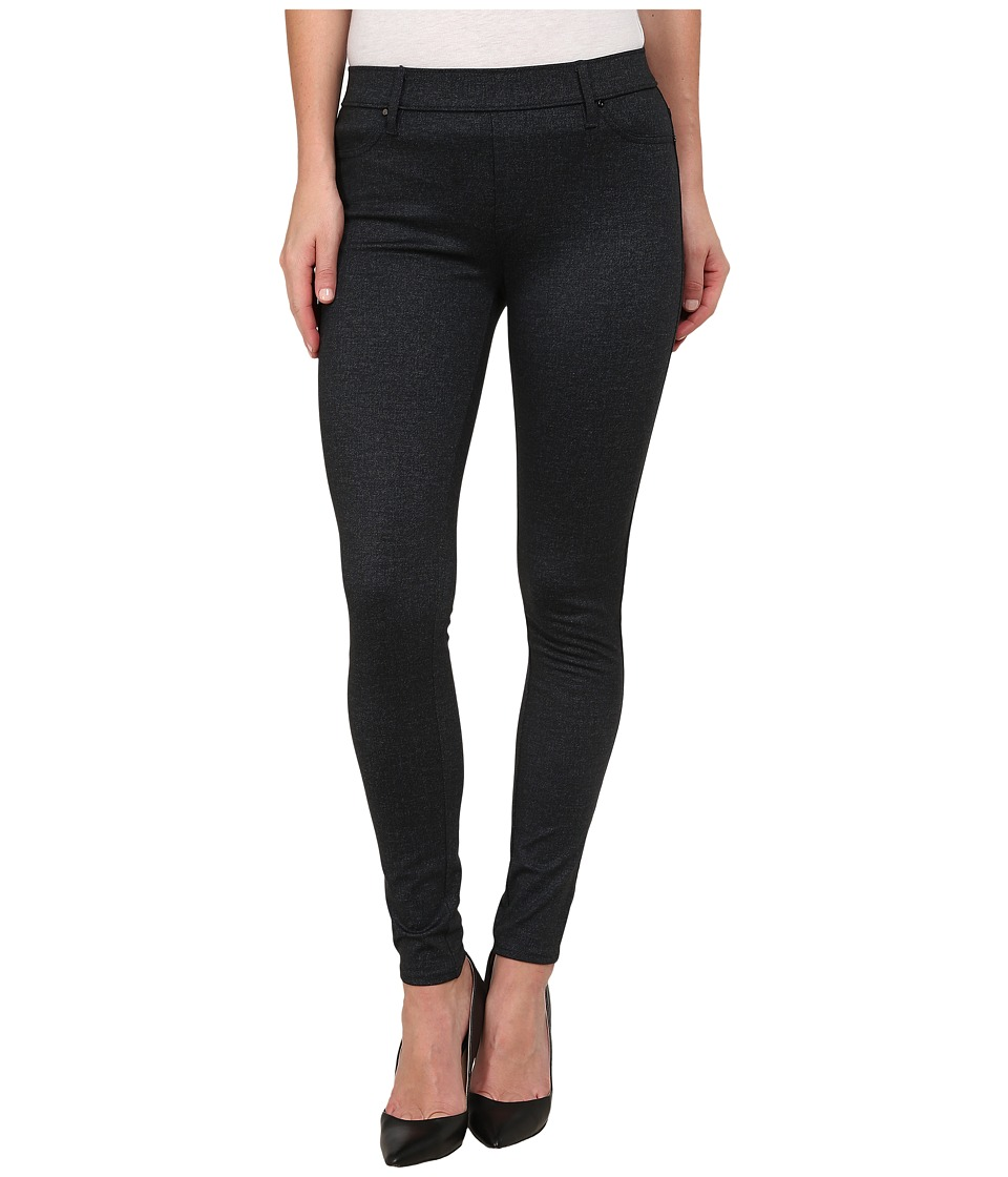 Calvin Klein Jeans - Denim Ponte Leggings in Raw Indigo (Raw Indigo) Women's Jeans
