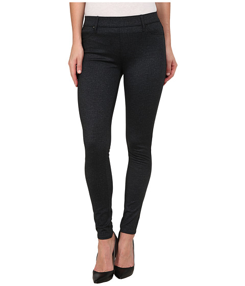 Calvin Klein Jeans - Denim Ponte Leggings in Raw Indigo (Raw Indigo) Women