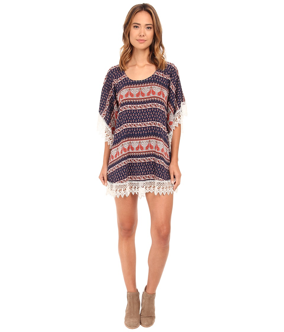 Lucy Love - In Heaven Tunic (Shaw Cove) Women's Blouse