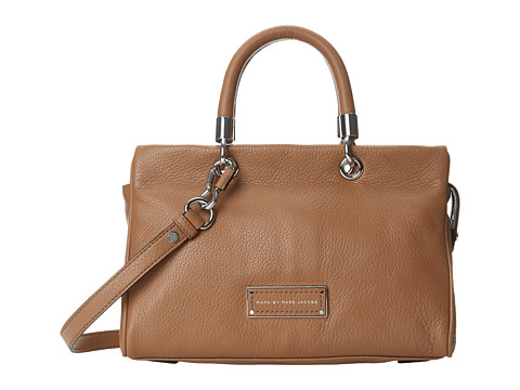 Marc by Marc Jacobs - Too Hot To Handle Satchel (Light Chocolate) Satchel Handbags
