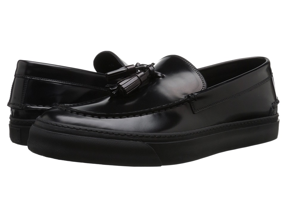Marc Jacobs - Tassle Loafer Slip-On Sneaker (Black) Men's Shoes
