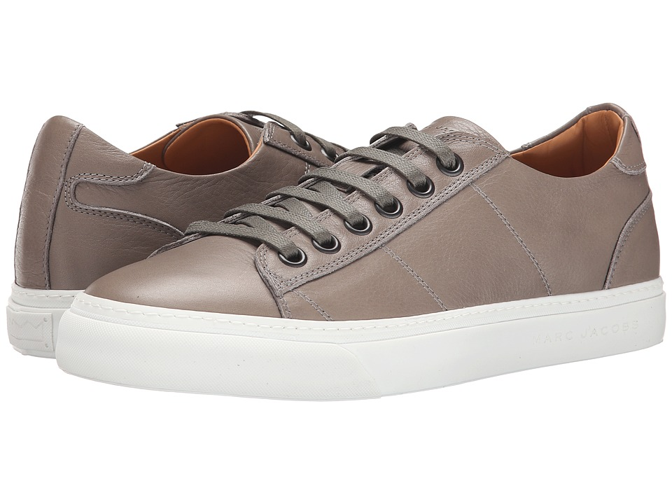 Marc Jacobs - Leather Low-Top Sneaker (Acacia) Men