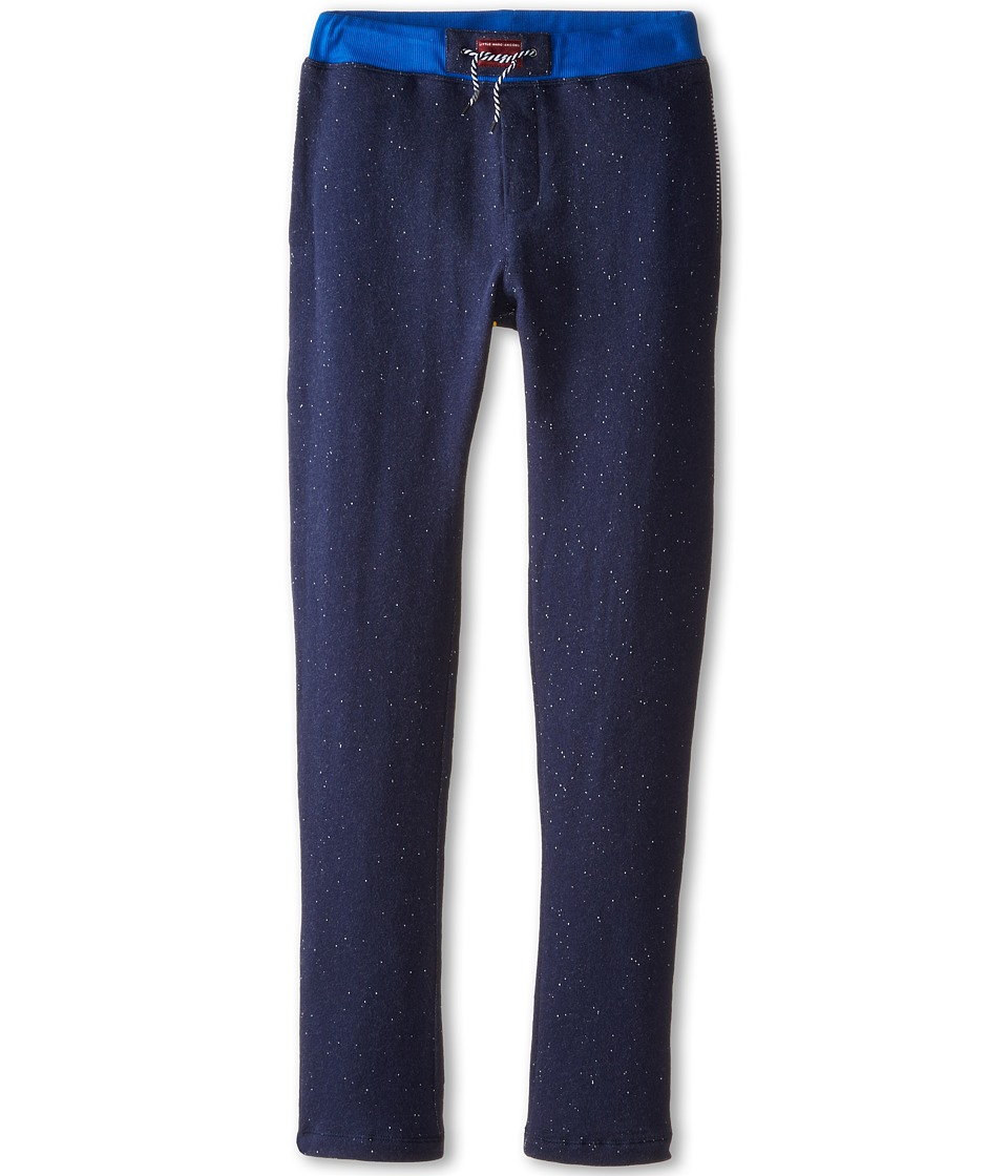 Little Marc Jacobs - Fleece Jogging Pants (Little Kids/Big Kids) (Classic Blue) Boy's Casual Pants