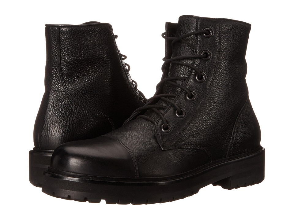 Marc Jacobs - Cap Toe Boot (Black) Men