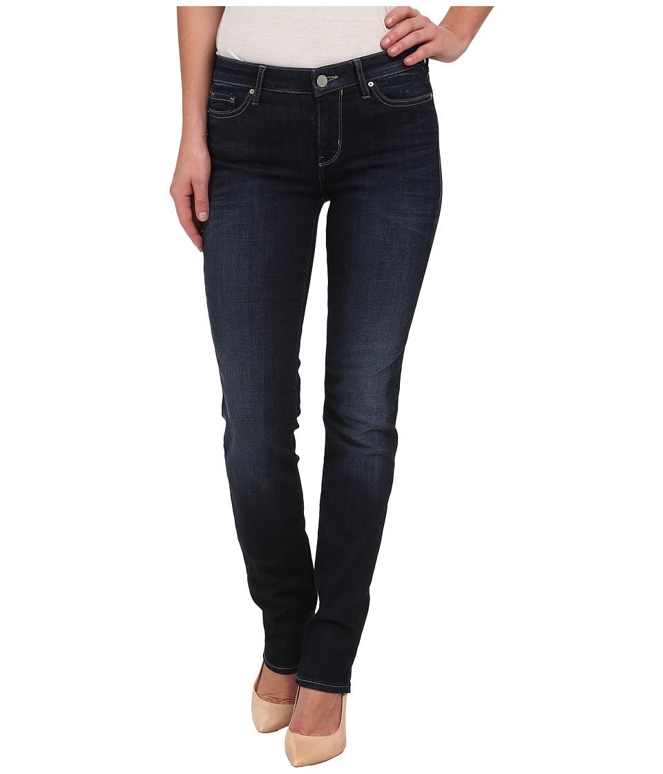 Calvin Klein Jeans - Straight Leg Jeans in Dark Used (Dark Used) Women's Jeans