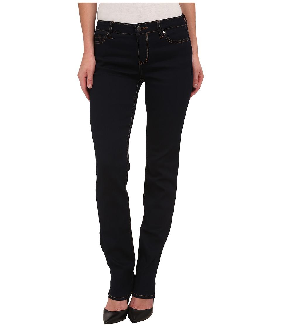 Calvin Klein Jeans - Straight Leg Jeans in Dark Rinse (Dark Rinse) Women's Jeans