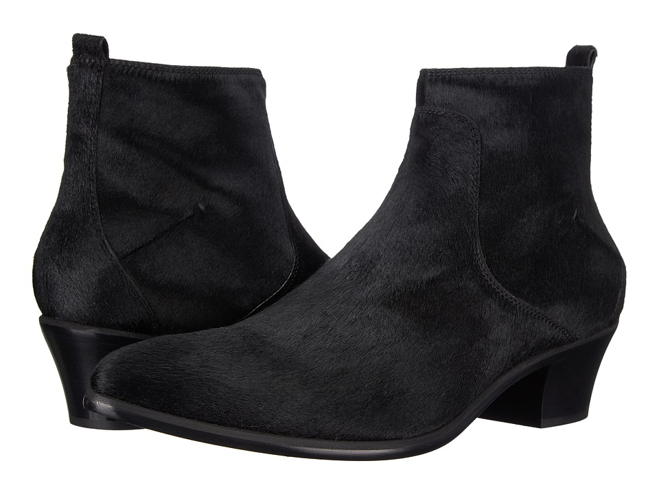CoSTUME NATIONAL Suede Ankle Boot (Nero) Men