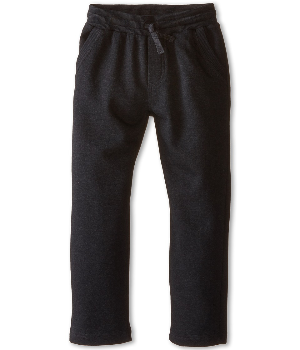 Dolce & Gabbana Kids - Melange Sweatpants (Toddler/Little Kids) (Dark Grey) Boy's Casual Pants