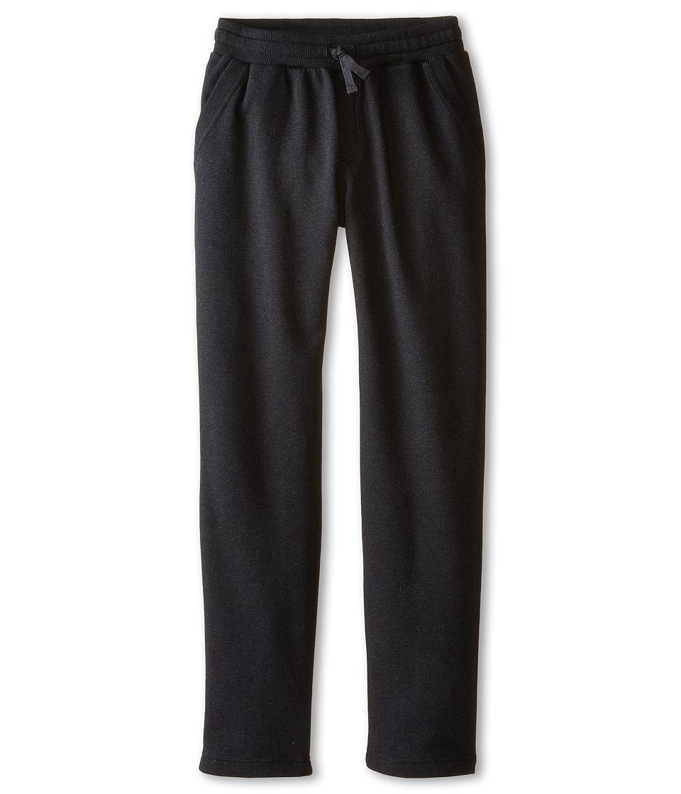 Dolce & Gabbana - Melange Sweatpants (Big Kids) (Dark Grey) Men