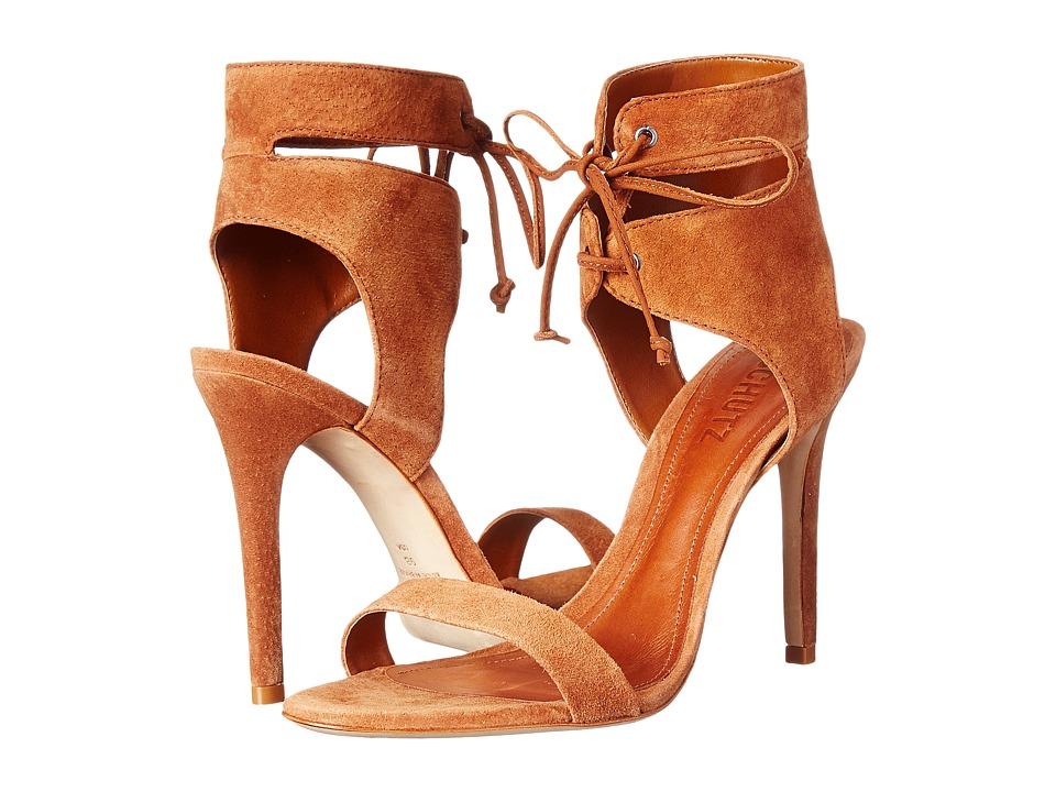 Schutz - Kora (Caramel) High Heels