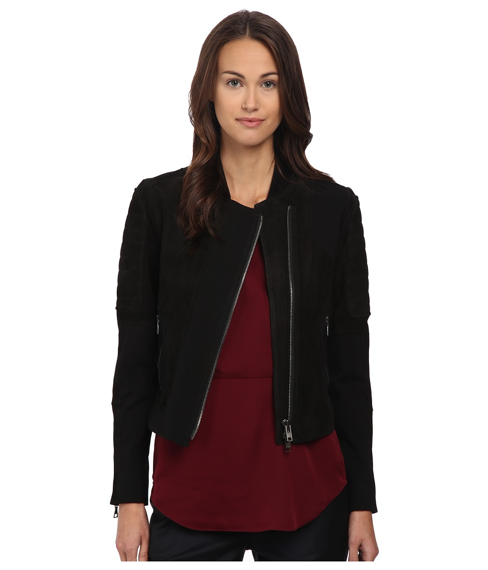Theory - Shezi Jacket (Black) Women's Coat