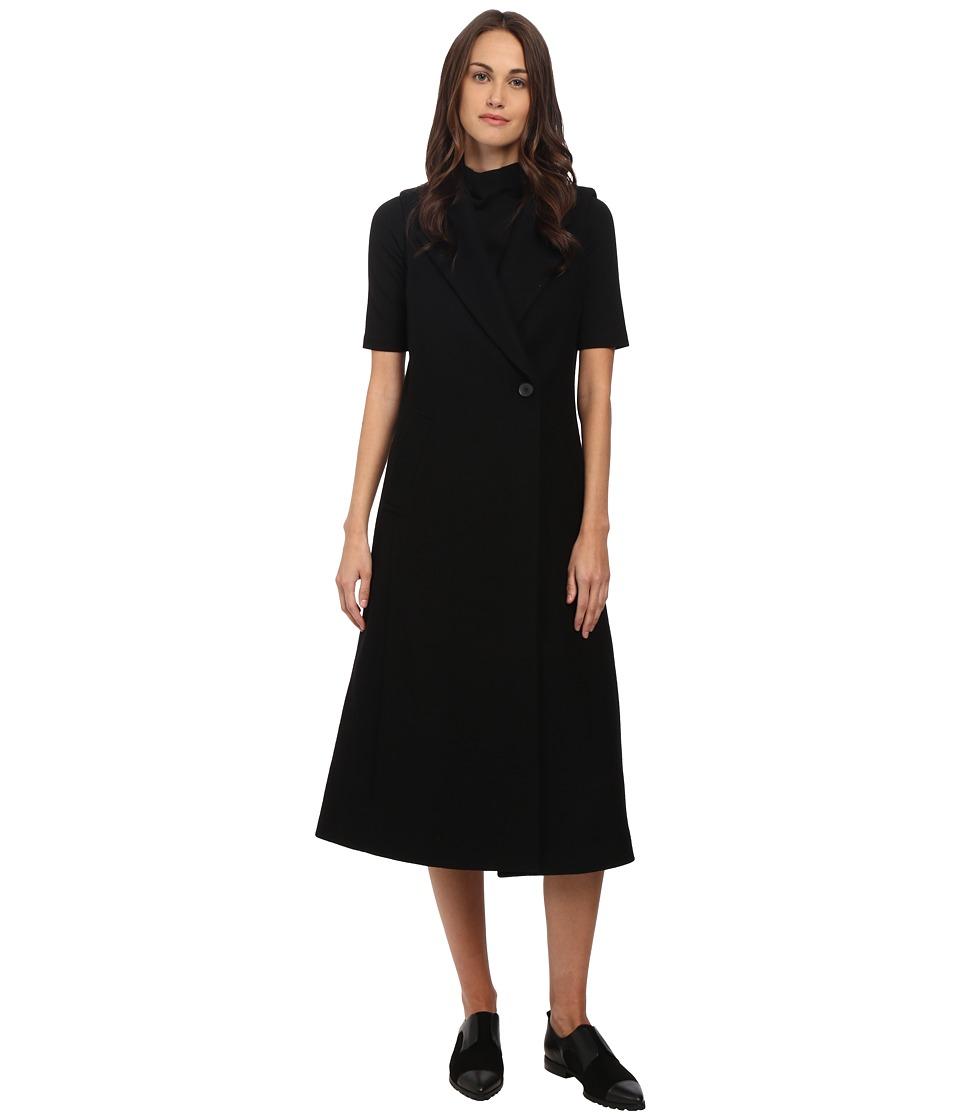 Theory - Tremayah Coat (Black) Women's Coat