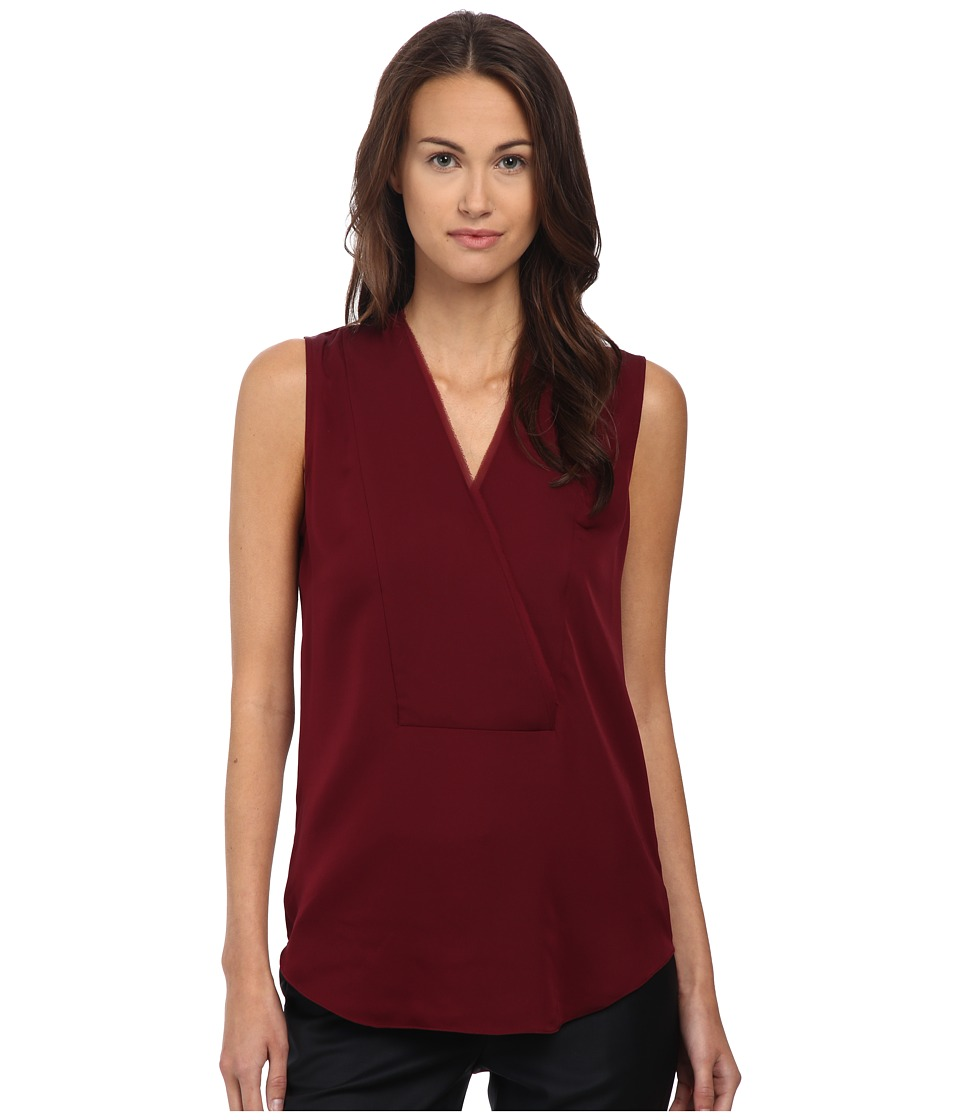Theory - Taneah Top (Cherrywood) Women