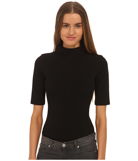 Theory - Raheem Top (Black/Black) Women