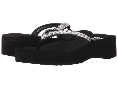 Yellow Box - Emilia (Black) Women's Sandals