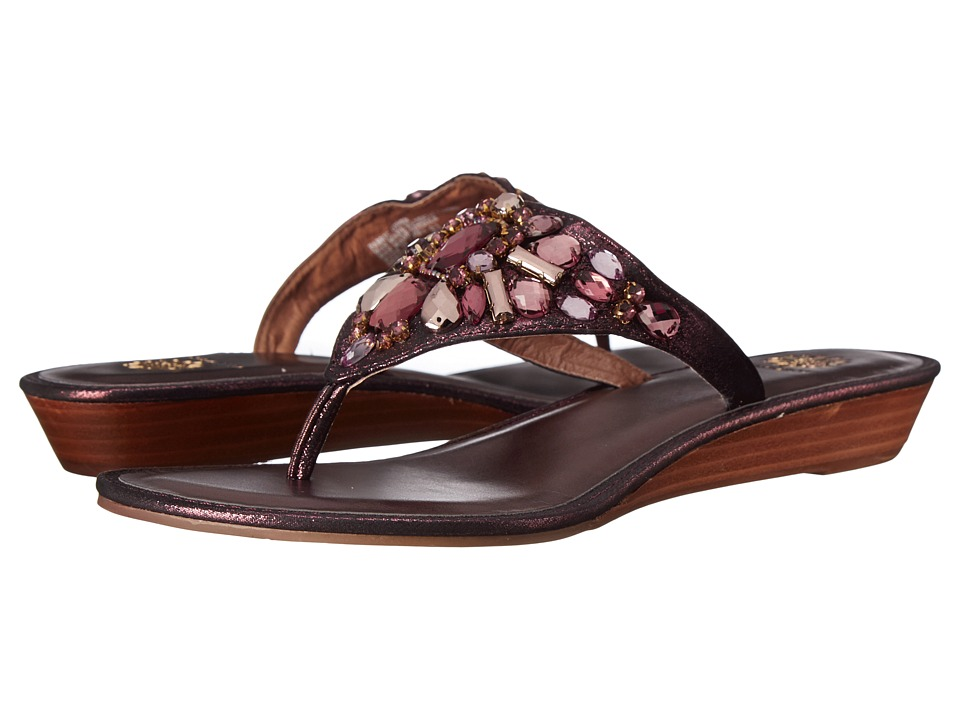 Yellow Box - Odette (Burgundy) Women's Sandals