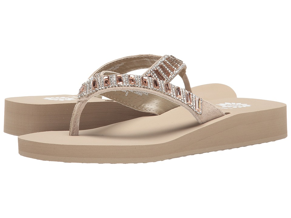 Yellow Box - Wincy (Taupe) Women's Sandals