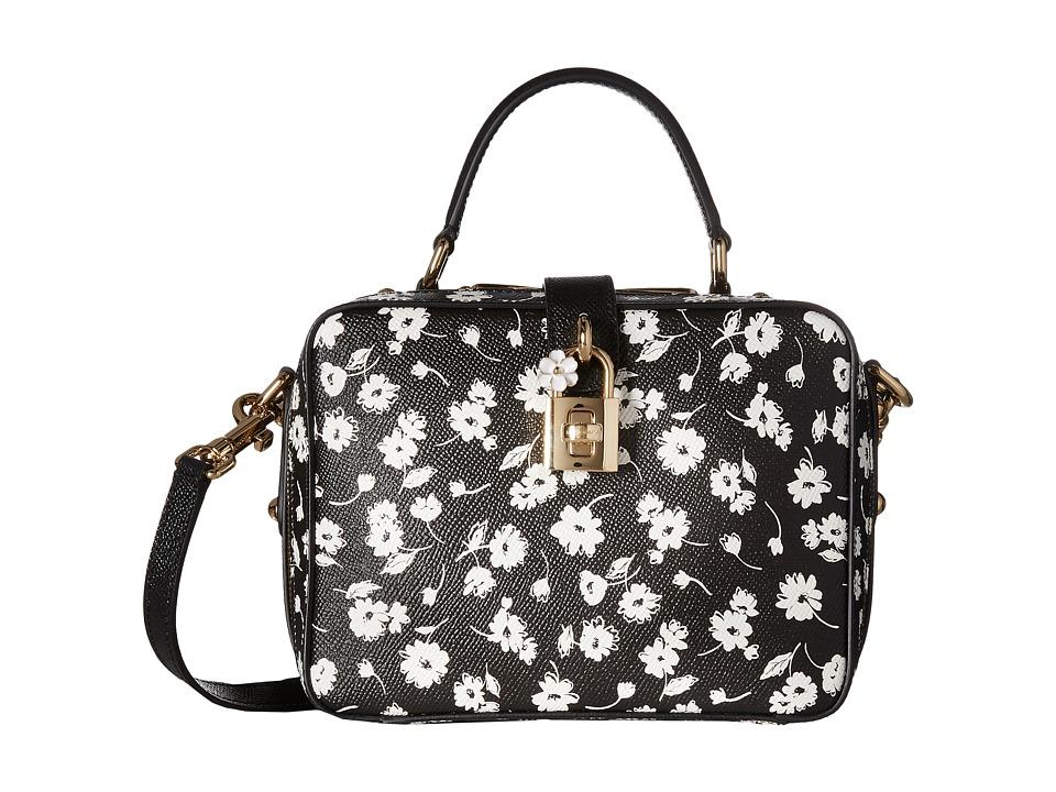 Dolce & Gabbana - Borsa A Mano Dauphine St. (Fiori 2) Top-handle Handbags