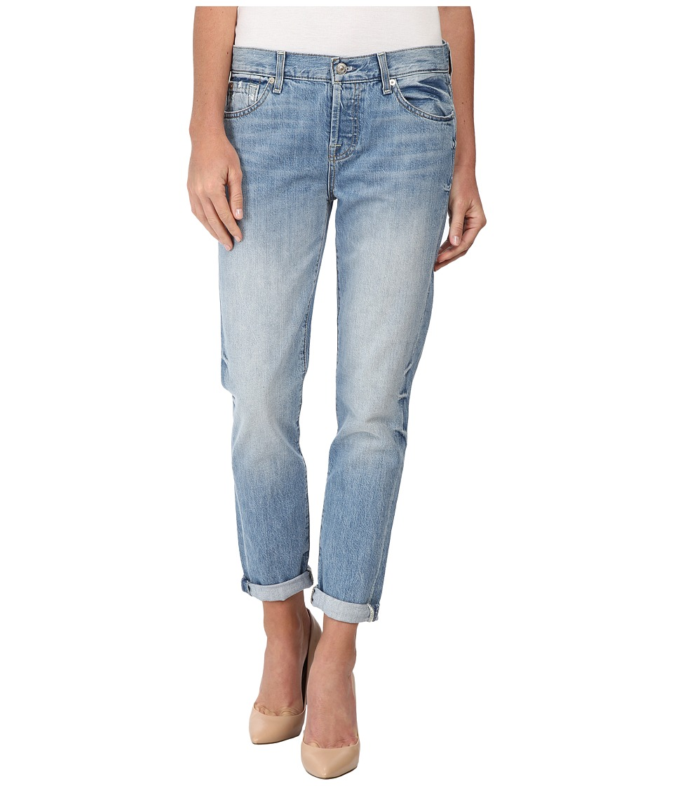 7 For All Mankind - Josefina in Heritage Light (Heritage Light) Women's Jeans