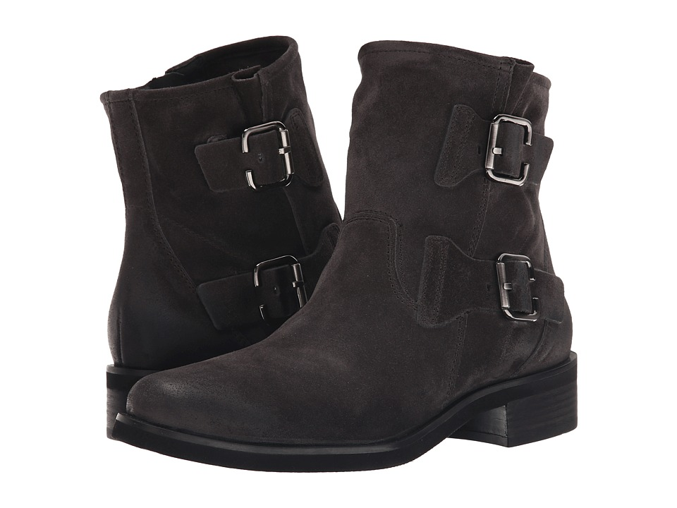 Paul Green - Eastwood (Anthrazite Suede) Women's Boots