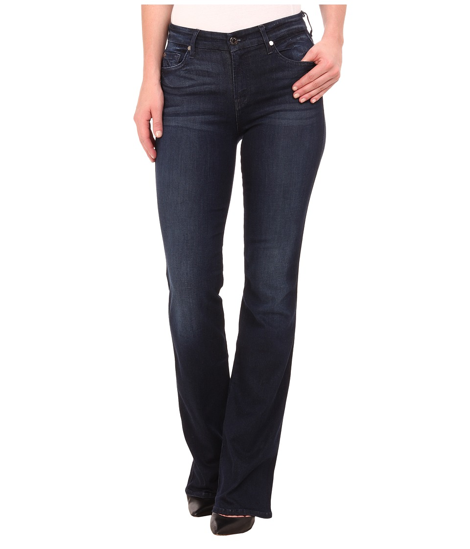 7 For All Mankind - Kimmie Bootcut in Slim Illusion Luxe Dark Ink (Slim Illusion Luxe Dark Ink) Women's Jeans