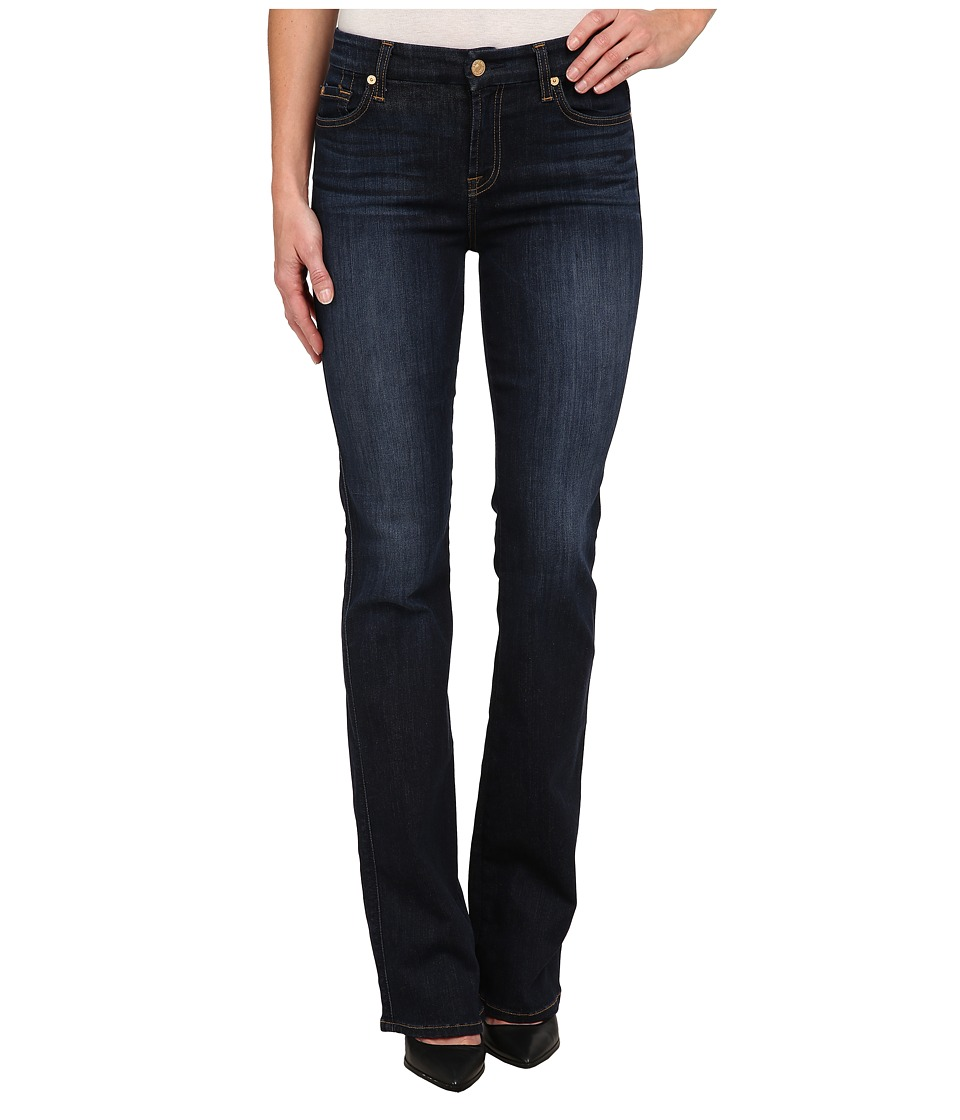 7 For All Mankind - Kimmie Bootcut in Slim Illusion Tried/True Blue (Slim Illusion Tried/True Blue) Women's Jeans