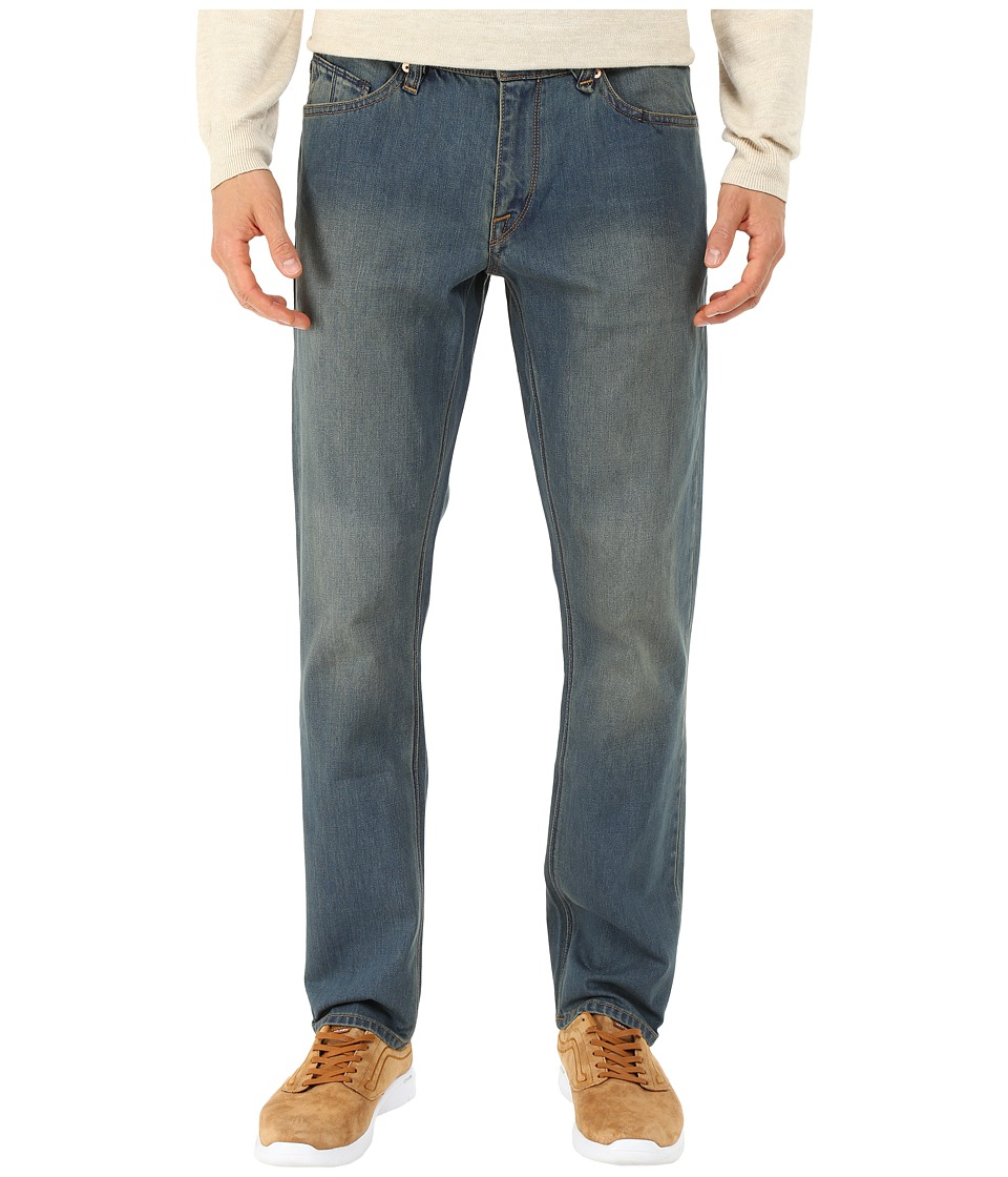 Volcom - Vorta Denim (Fog) Men's Jeans