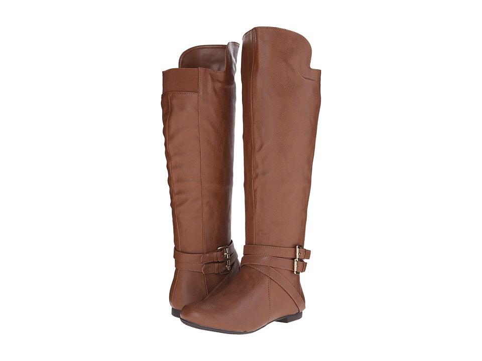 Fergalicious - Rodeo (Cognac) Women's Shoes