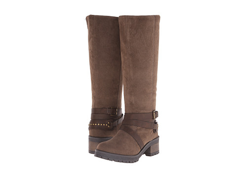 Fergalicious - Rita (Taupe) Women's Shoes