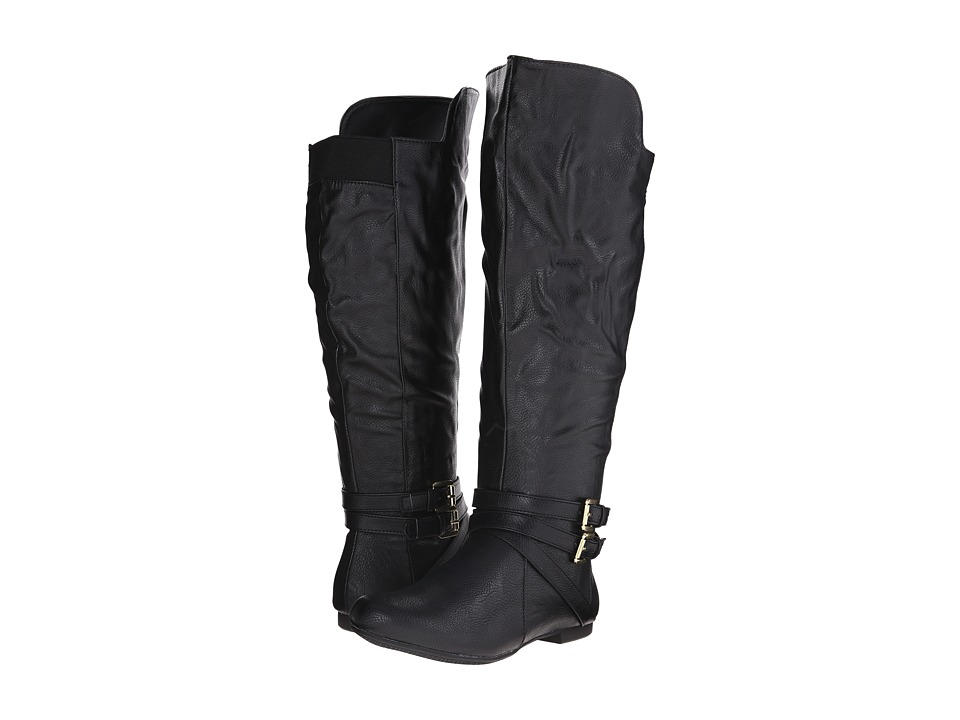 Fergalicious Rodeo Wide Calf (Black) Women