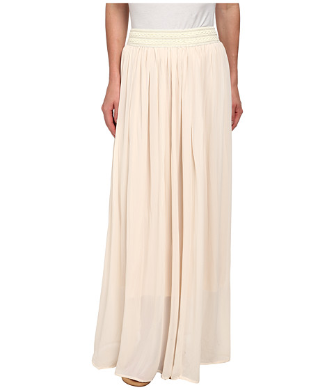 Gabriella Rocha - Debbie Maxi Skirt (Taupe) Women's Skirt